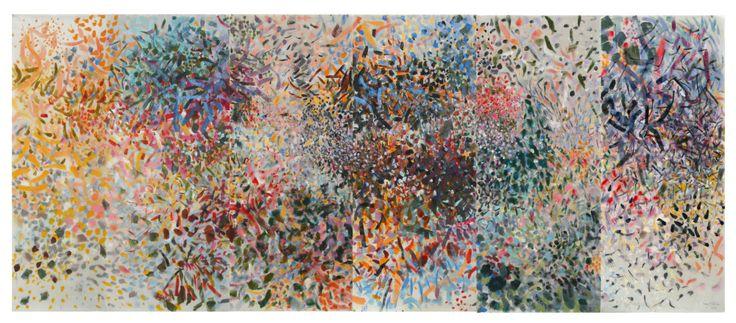 samia halaby.  Arte Palestina En la colección del Museo de Arte Farhat | Palestina Arte الفن الفلسطيني | Farhat Art Museum Collection مجموعة متحف فرحات