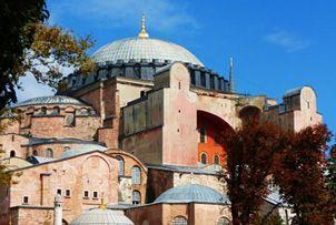 Hagia Sophia Museum / Church (Ayasofya), Istanbul    アヤ ソフィア博物館 / 教会 (アヤソフィア)