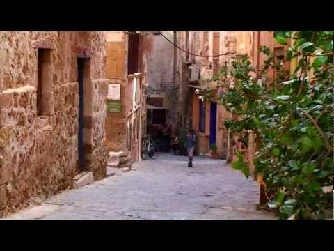 Τα Χανιά... Chania Crete - YouTube