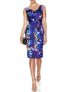 Clara Sateen Dress