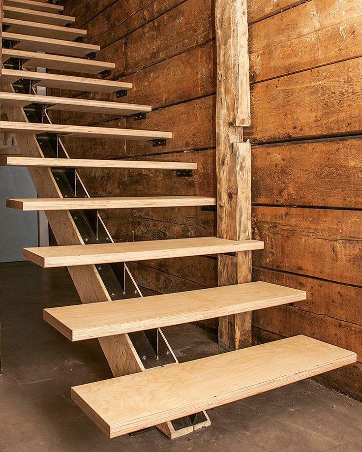 escalier residentiel