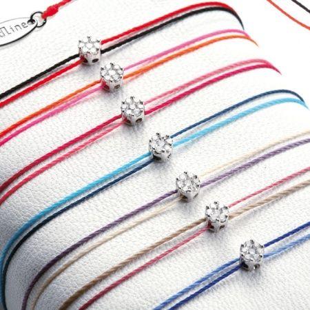 Illusion Twin bracelet noir+noir et or blanc < Classique < Collections | Redline Univers e-boutique