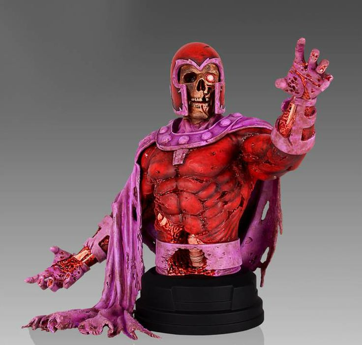 Marvel bust 16 zombie marvel collectibles