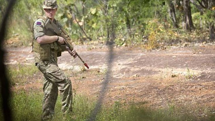 Prince Harry in war against Rhino poachers in KNP