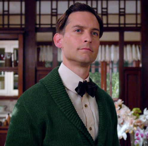 the great gatsby nick carraway Nick carraway as narrator in the great gatsby 57 at least a minor problem with honesty he lies to himself, and consequendy the reader, about his relationship with.