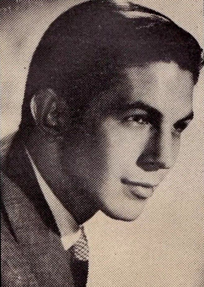 Very young Leonard Nimoy