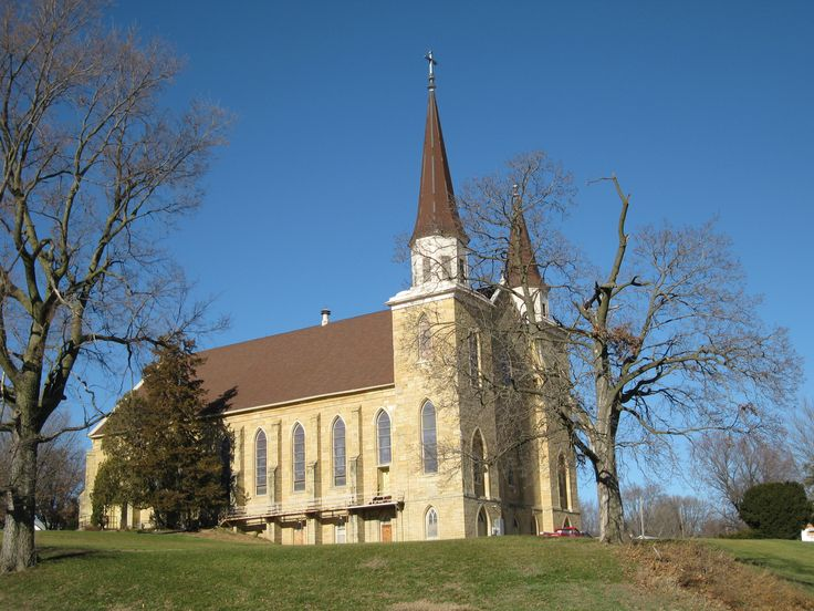 St. Irenaeus Catholic Church (Clinton, Iowa) - Wikiwand