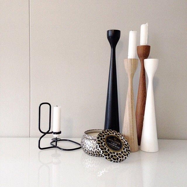 A family - Rolf™ candlesticks by freemover.se Maria L Dahlberg. @lenaskru