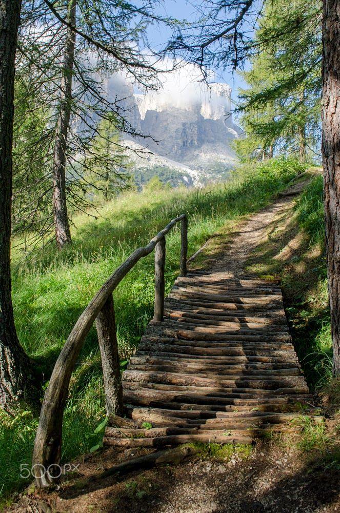 follow the way by Gabriele Sala on 500px
