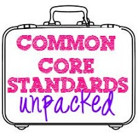 Unpacking the Common Core State Standards