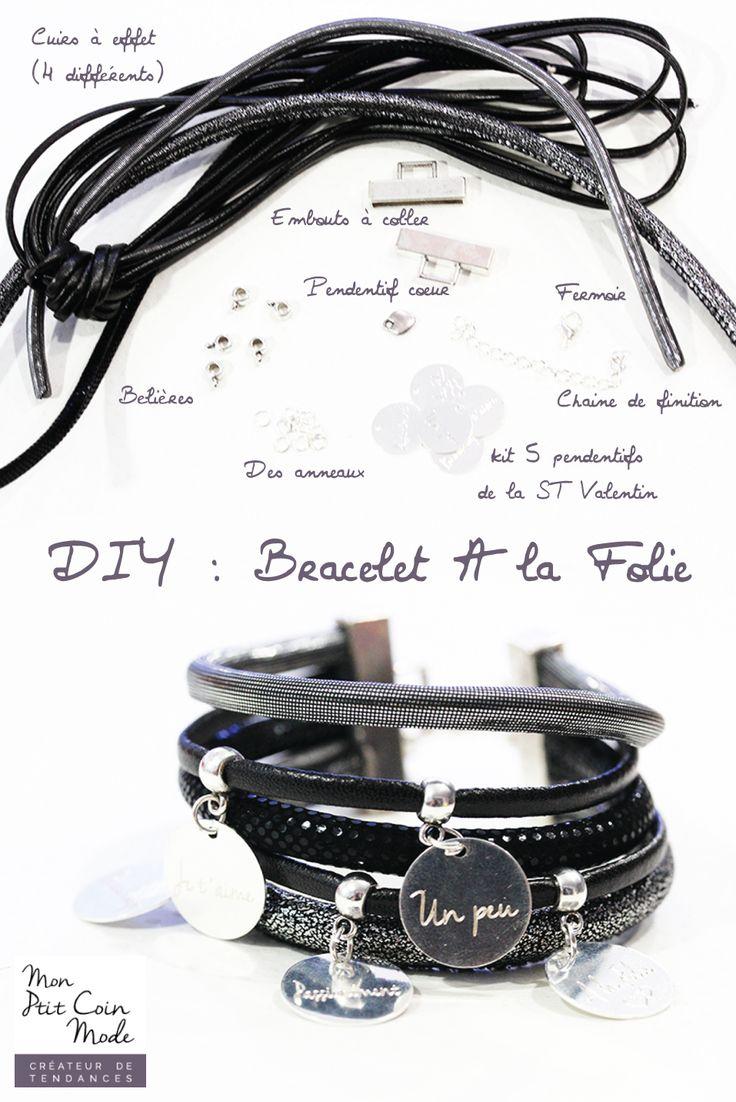 8 best Pandora Double wrap leather bracelet images on