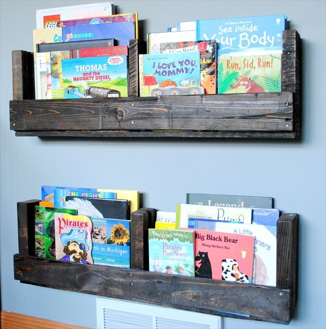 Pallet Wall Art and Decor Ideas | Pallet Furniture DIY