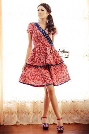 20235 Selia Ruffle dress