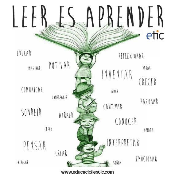 Leer es aprender