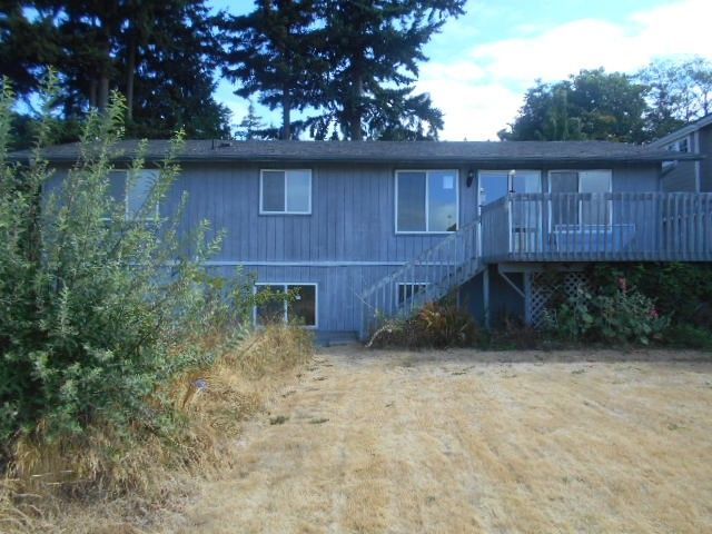 HUD Home For Sale Camano Island WA.  This is a real fixer, ready for you to remodel.  #buyhud #camanoislandfixer #fixer