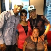 """See Who Visited """"The Rickey Smiley Morning Show!"""" [EXCLUSIVEPHOTOS]"""