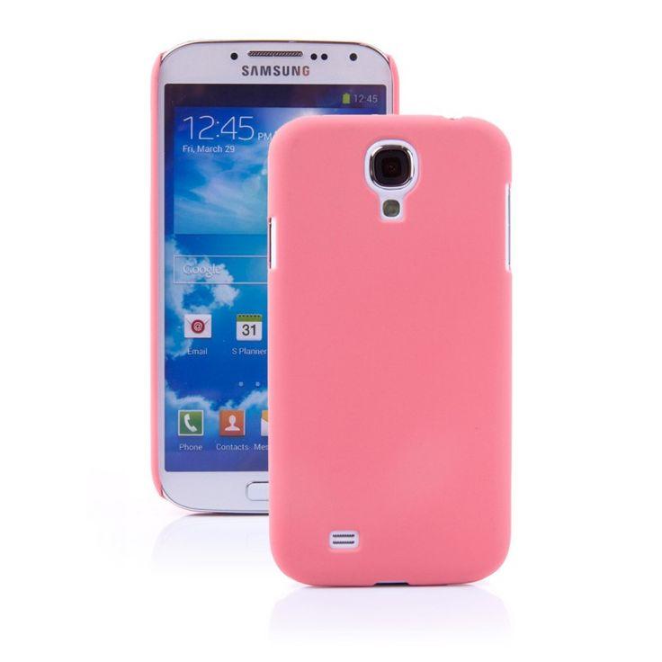 NewWay Soft Mat [Pink], Etui dla GALAXY S4