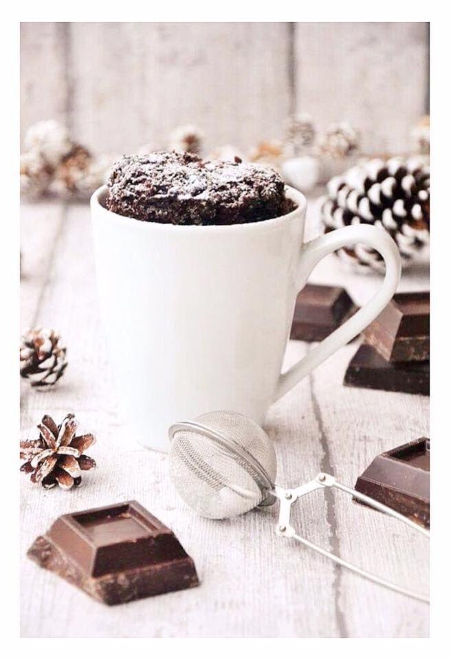 #Cioccoshow | Corsi & Laboratori Domenica 20 novembre alle 14 presso il Laboratorio di Cioccoshow, Miriam Bonizzi vi mostrerà come realizzare una mug cake al doppio cioccolato!