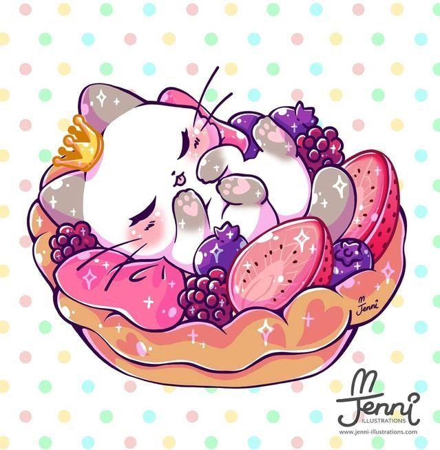 Pin By Corona Harris On Life Cute Animal Drawings Kawaii Cute Kawaii Animals Cute Kawaii Drawings