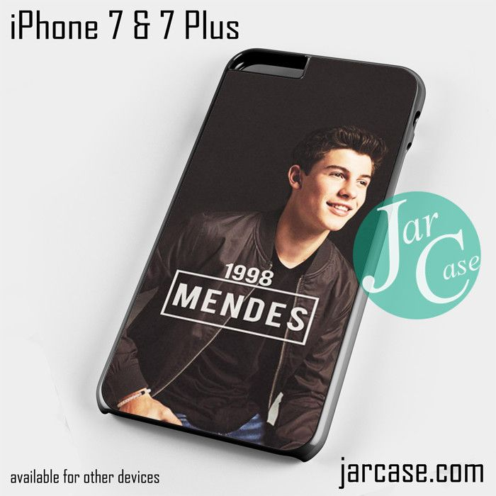 Shawn Mendes 1998 Photo Phone case for iPhone 7 and 7 Plus