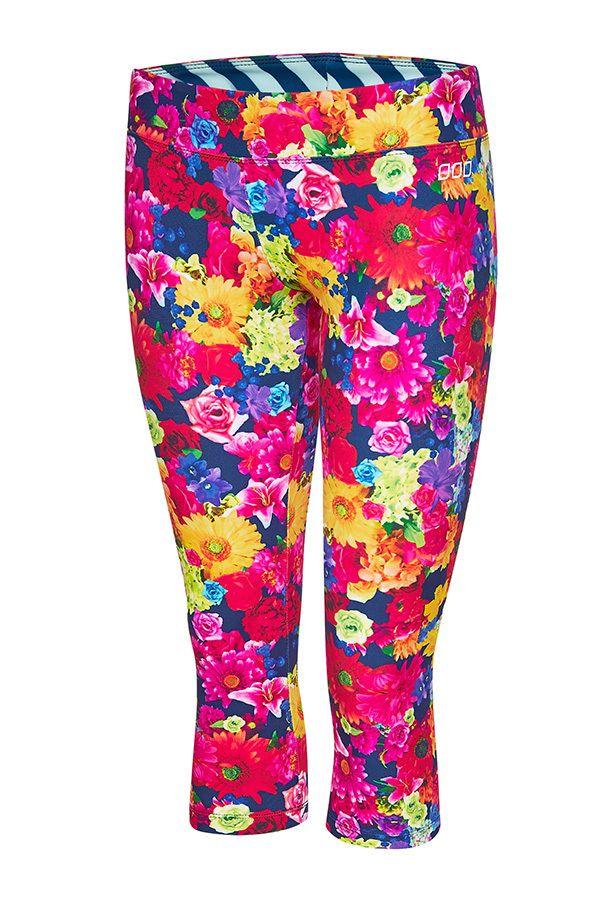 Floral Mania 7/8 Tight xx #LJWISHLIST