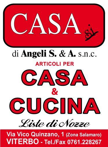 www.angelicasasi.it Casa Si Viterbo Di Angeli Simona e Alessandra Lista di Nozze