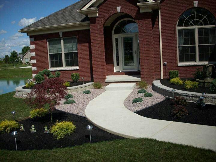 Shade Garden Design Plans Front Yards