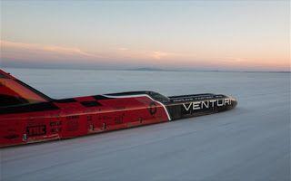 Ebisto: Νέο παγκόσμιο ρεκόρ ταχύτητας για ηλεκτρικό αυτοκί...