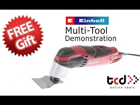 http://tcd.co.uk/product/einhell-rt-mg200e-multitool-200w-240v-einrtmg200e_einrtmg200e.html    The Einhell RT-MG200E multi-tool is a 200 watt multi-tool with soft grip handle, soft start and electronic speed control. The ultra-slim design allows access to otherwise inaccessible areas.    Standard Accessories include:    You will receive a FREE Gift from Trade Counter Direct when you order this item!!!