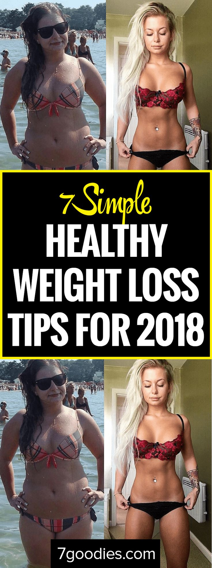 Healthy weight loss made simple with these tips