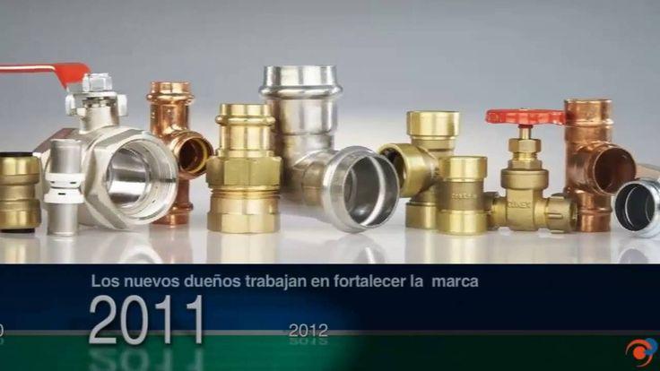 Vídeo corporativo de Connex- Bänninger, valvulería y componentes