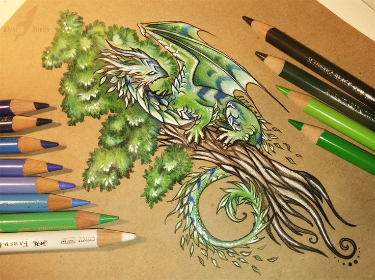 Tree of life by AlviaAlcedo.deviantart.com on @DeviantArt