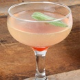 The Buckley. Sage, sugar, gin, Lillet Blac, lime…