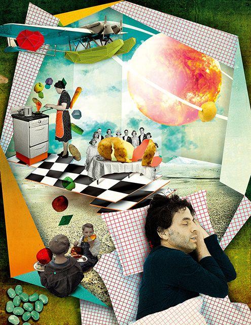 illustration by TYMOTEUSZ PIOTROWSKI, illustrator represented by OWL Illustration agency www.owlillustration.com