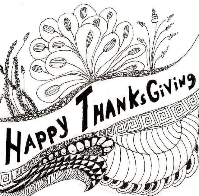 125 best coloring pages images on pinterest halloween for Free adult thanksgiving coloring pages