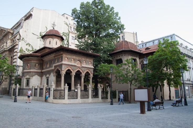 Stavropoleos Church...