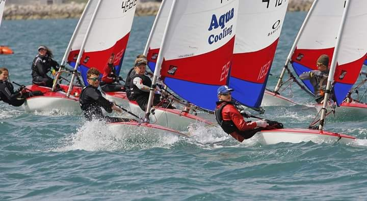 It's been a busy few months for local youth Laser sailor James Russ as he's juggled training, competing AND studying for his GCSE exams...Read More