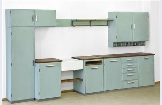 Meer dan 1000 idee n over jaren 50 keuken op pinterest kitchenette klassieke keuken en retro - Bank kitchenette ...