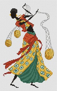 Sandrinha Cross Stitch