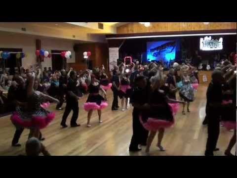 Alley Catz 8 Week Wonders Hop West, 2012 - YouTube