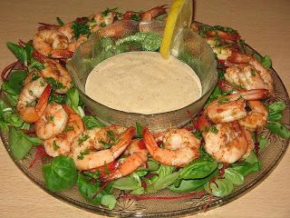 Outback Steakhouse Grilled Shrimp on the Barbie | The Best Recipes