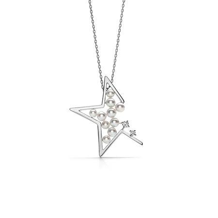 TASAKI abstract star luce