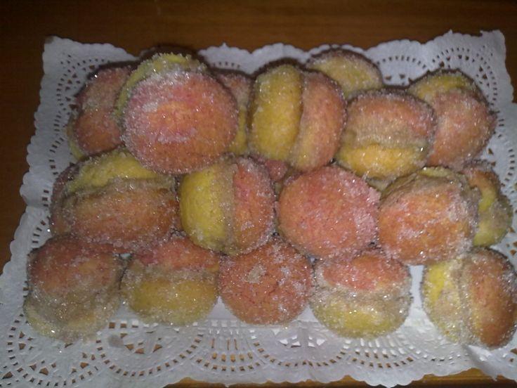 My absolute favorite Romanian dessert-Piersici!!!