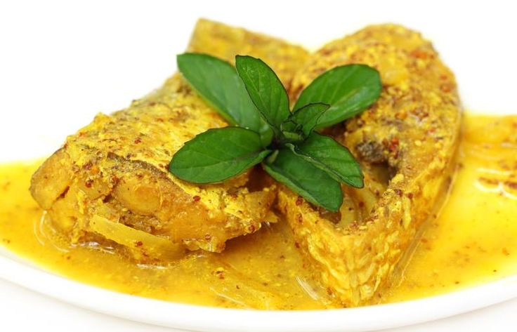 Bengali Fish Ilish is a mustard based gravy in which Hilsa fish is cooked, absorbing its flavours.