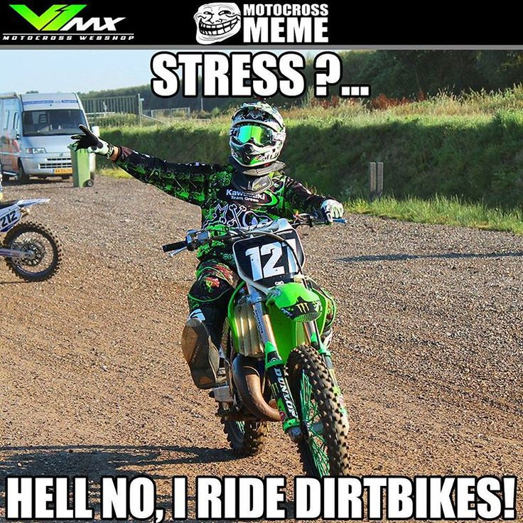 The best way to reset your mind! #mxmeme #mxmemes #motocrossmemes…