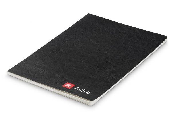 Jotter A4 Notebook NB-9600 JOTTER A4 NOTEBOOK cover: leatherette paper  29 ( l ) x 21 ( w ) x 0.5 ( h ) 48 lined pages