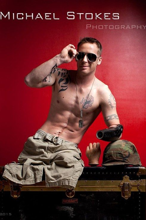 """These Photos Of Wounded Veterans Are Both Sexy And Inspiring - BuzzFeed News. In the words of Ruffnut from HTTYD2, """"Oh myyyyyyy. Me likeyyy."""""""