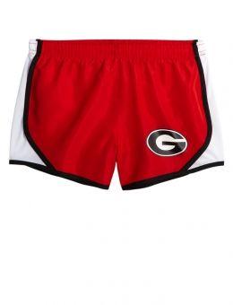 Georgia Bulldogs Running Short