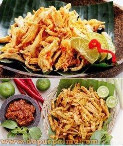 Resep Kuliner Bali Ayam Pelalah