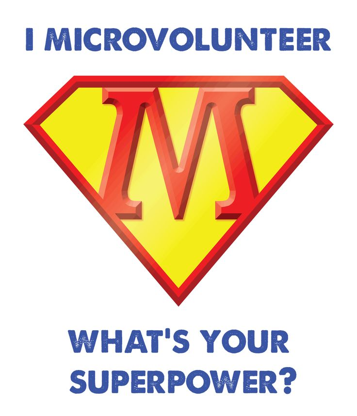 I microvolunteer. What's your superpower? More info at helpfromhome.org/